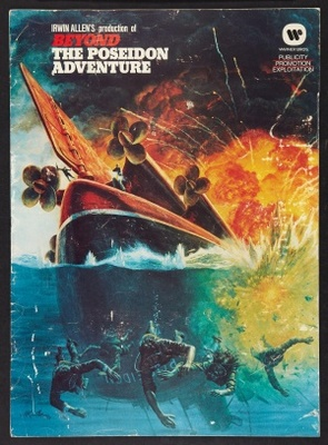 Beyond the Poseidon Adventure movie poster (1979) poster MOV_4ac97cdd