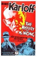 The Mystery of Mr. Wong movie poster (1939) picture MOV_4acc976a