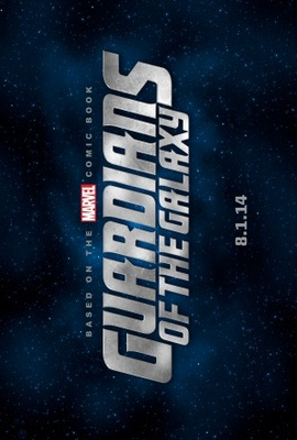 Guardians of the Galaxy movie poster (2014) poster MOV_4ace33e1