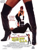 Femme Fontaine: Killer Babe for the C.I.A. movie poster (1994) picture MOV_4aced218
