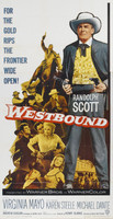 Westbound movie poster (1959) picture MOV_4acnqm1e