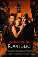 Rounders movie poster (1998) picture MOV_4ada3d3e