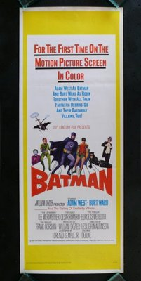Batman movie poster (1966) poster MOV_4ada84b4