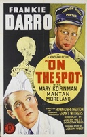 On the Spot movie poster (1940) picture MOV_4ade9b2d