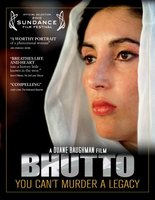 Benazir Bhutto movie poster (2010) picture MOV_4ae84762