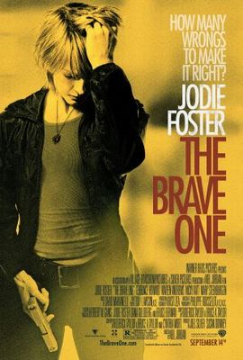 The Brave One movie poster (2007) poster MOV_4aec289b