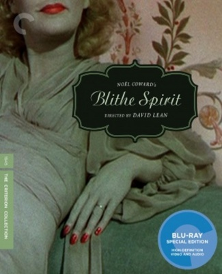 Blithe Spirit movie poster (1945) poster MOV_4aedfde5