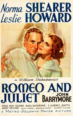 Romeo and Juliet movie poster (1936) poster MOV_4aefae5f