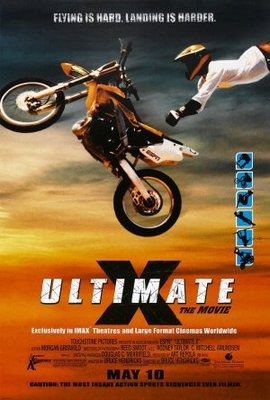 Ultimate X movie poster (2002) poster MOV_4af74d77