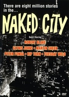 Naked City movie poster (1958) picture MOV_4afc6dd1