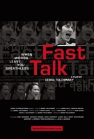 Fast Talk movie poster (2011) picture MOV_4b079f8e