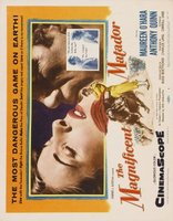 The Magnificent Matador movie poster (1955) picture MOV_4b0c513b