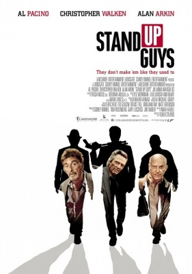 Stand Up Guys movie poster (2013) poster MOV_4b0d8283