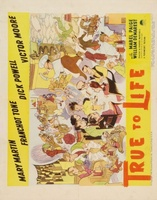 True to Life movie poster (1943) picture MOV_4b0fad8b