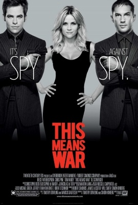 This Means War movie poster (2012) poster MOV_4b10a5ff