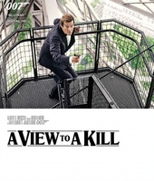 A View To A Kill movie poster (1985) picture MOV_4b1404b6