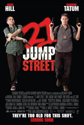 21 Jump Street movie poster (2012) poster MOV_4b14e349