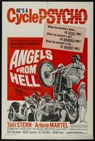Angels from Hell movie poster (1968) picture MOV_4b15b0ff