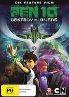 Ben 10 Destroy All Aliens movie poster (2012) picture MOV_4b26ed36