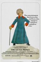 The Little Prince movie poster (1974) picture MOV_4b27066a