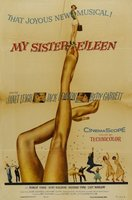 My Sister Eileen movie poster (1955) picture MOV_4b2bd058