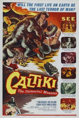 Caltiki - il mostro immortale movie poster (1959) poster MOV_4b320d10