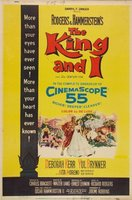 The King and I movie poster (1956) picture MOV_7c3e26e8