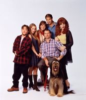 Married with Children movie poster (1987) picture MOV_4b37749d