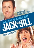 Jack and Jill movie poster (2011) picture MOV_9f7899d4