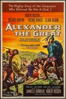 Alexander the Great movie poster (1956) picture MOV_4b48d5fd
