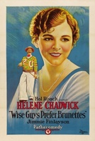 Wise Guys Prefer Brunettes movie poster (1926) picture MOV_4b494937