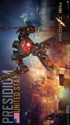 Pacific Rim movie poster (2013) poster MOV_4b4b04da