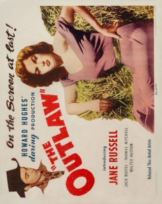 The Outlaw movie poster (1943) poster MOV_4b4ef97c