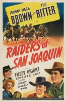Raiders of San Joaquin movie poster (1943) picture MOV_4b502dfa