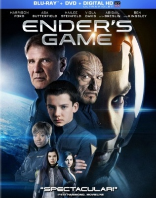 Ender's Game movie poster (2013) poster MOV_4b503244