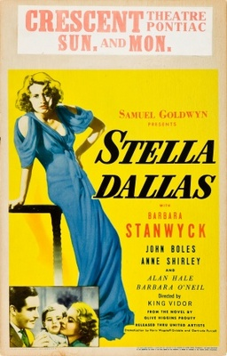 Stella Dallas movie poster (1937) poster MOV_4b56d597