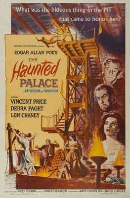 The Haunted Palace movie poster (1963) poster MOV_4b577a56
