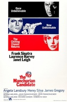 The Manchurian Candidate movie poster (1962) picture MOV_4b5a7fee