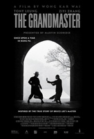 The Grandmasters movie poster (2013) picture MOV_4b5f851d