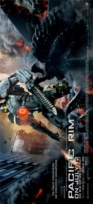 Pacific Rim movie poster (2013) poster MOV_4b631b70