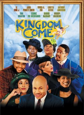 Kingdom Come movie poster (2001) poster MOV_4b661d9b
