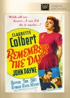 Remember the Day movie poster (1941) picture MOV_4b682513
