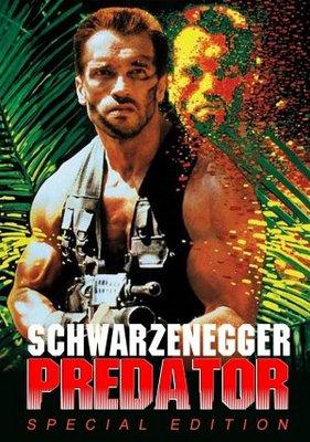 Predator movie poster (1987) poster MOV_4b7a51e7