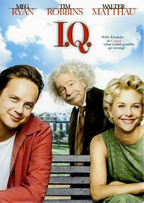I.Q. movie poster (1994) poster MOV_4b7b0e81