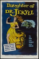 Daughter of Dr. Jekyll movie poster (1957) picture MOV_4b81180b