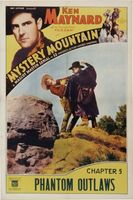 Mystery Mountain movie poster (1934) picture MOV_4b827867
