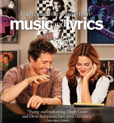Music and Lyrics movie poster (2007) poster MOV_4b8689e6