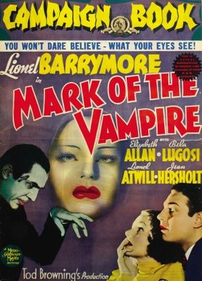 Mark of the Vampire movie poster (1935) poster MOV_4b87f89d