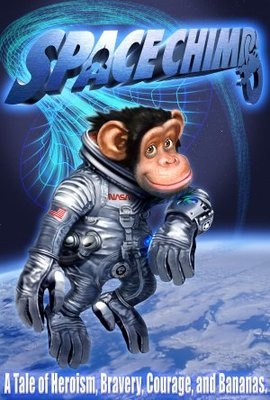 Space Chimps movie poster (2008) poster MOV_4b889b25