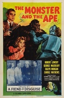 The Monster and the Ape movie poster (1945) picture MOV_4b940e50